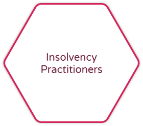 Insolvency Practitioners Button
