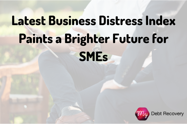 Business Distress Index Paints a Brighter Future for SMEs
